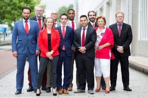 De PvdA Almere Fractie 2014-2018